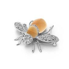 Honeybee胸針
