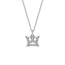 Crown 皇冠-钻石项链